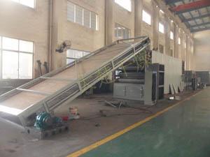 可以持续干燥的DWD带式干燥机的运作有哪些特征