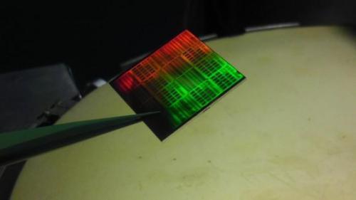 研究人员用类似于石墨烯的二维材料制造出微处理器