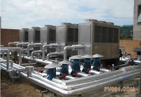 空气源热泵采购规模现井喷态势 供暖市场流溢飘香