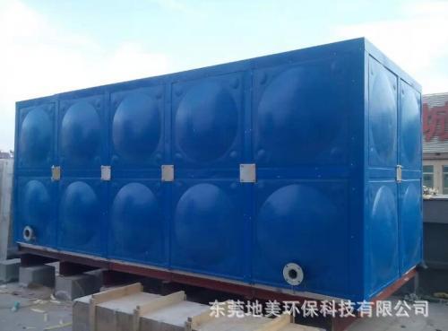 玻璃钢保温水箱与不锈钢水箱的区别
