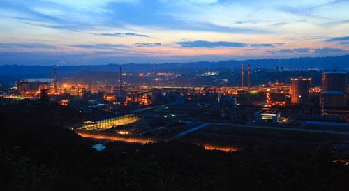 重庆长寿区4项措施 推进化工产业质量变革