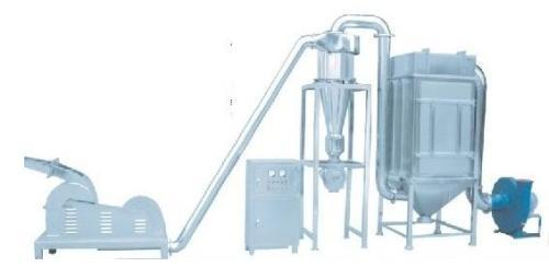 香精料专用低温粉碎机组的介绍