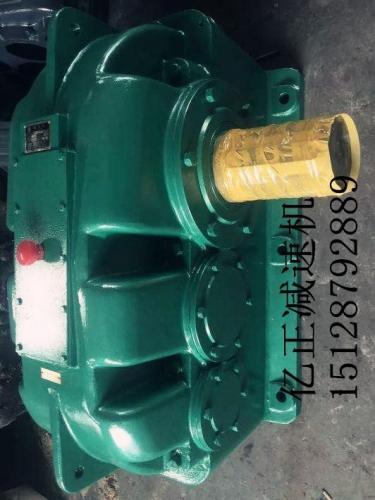 ZLY减速机漏油原因及防治
