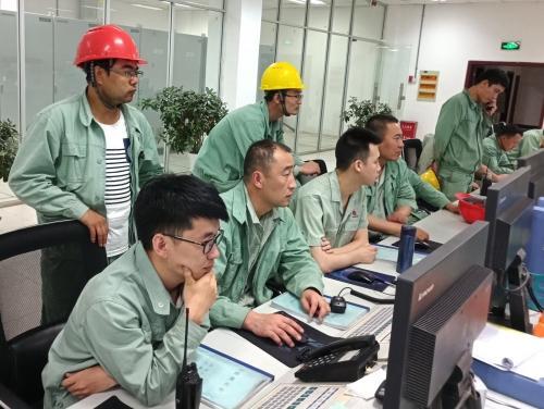 東鑫垣提前完成輕質化油生產任務