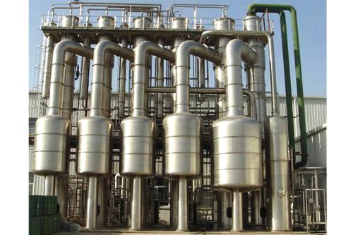 中药生产中的蒸发设备概述