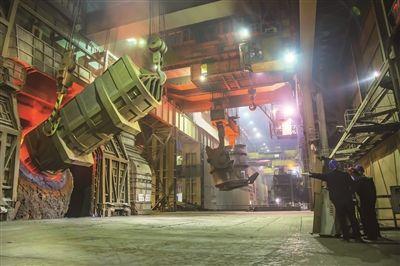 安徽推进工业高质量发展见成效