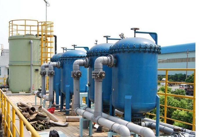 新加坡化工廢水實現高比例再利用