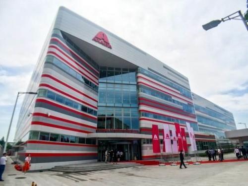 艾仕得全球最大涂料研发中心开业