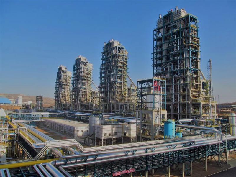 惠生工程煤气化装置获化学工业优质工程奖