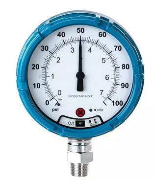 罗斯蒙特指针式压力变送器