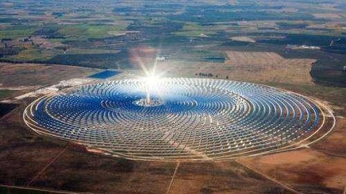 首个太阳能燃料合成项目启动