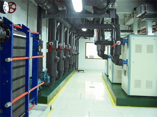 """哈尔滨""""污水源热泵技术""""列入供热规划"""