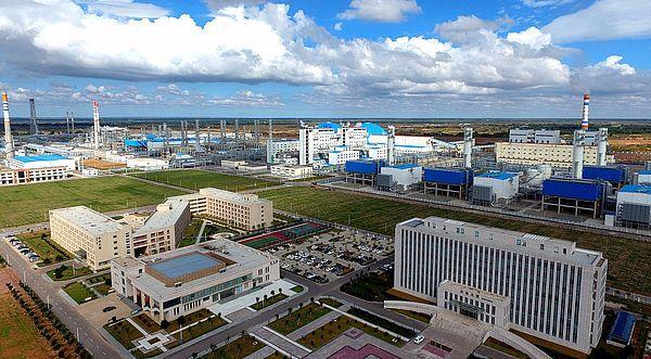 咸阳能源化工产业集群被确定为省级产业集群示范区