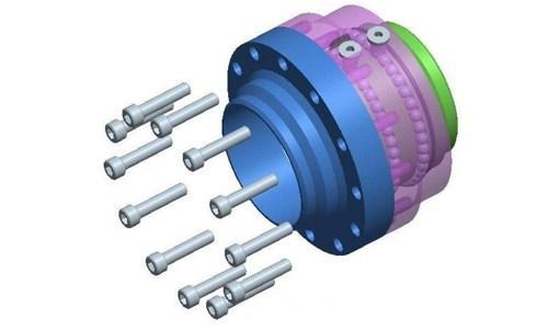 鹤管旋转接头的结构特点与加工工艺