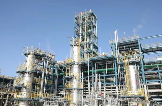 世界首套丁醇/2-丙基庚醇联产装置产出优等品