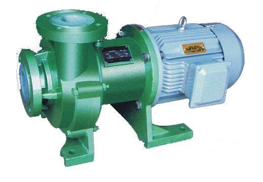 氟塑料磁力泵的结构特点具有哪些优势?