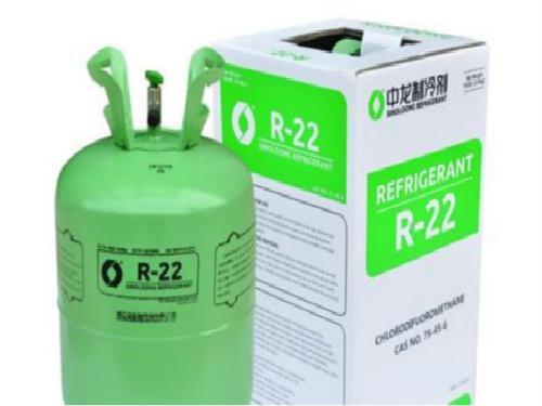 制冷剂R22小包装货源仍较为紧张