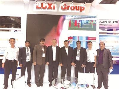 第十五届印度国际精细化工展隆重举行
