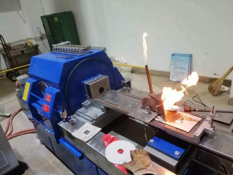 進口設備助力沈鼓軸承產品提質增效