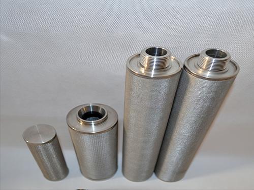 不锈钢楔形滤芯的应用
