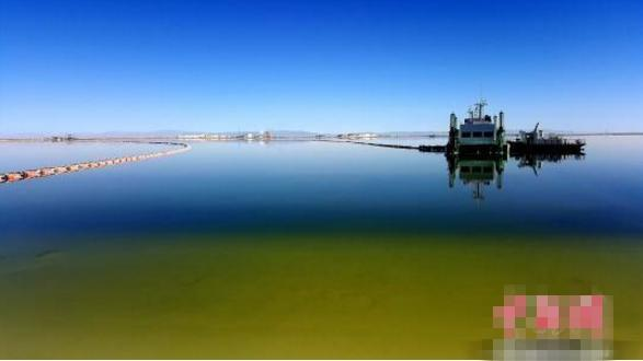 柴達木盆地鹽湖化工進出口超500萬美元