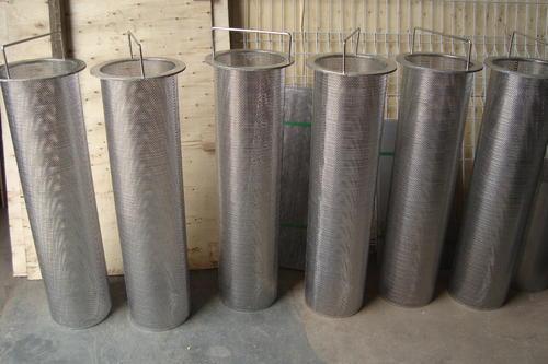 不锈钢过滤筒的清洁维护