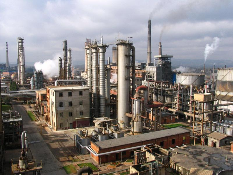 一塊煤的產業鏈條有多長 棗莊煤化工產業邁向千億級