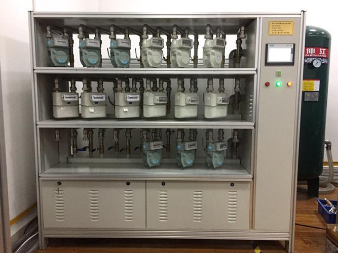 浙江省计量院自主研发装置满足《膜式燃气表》严苛试验标准