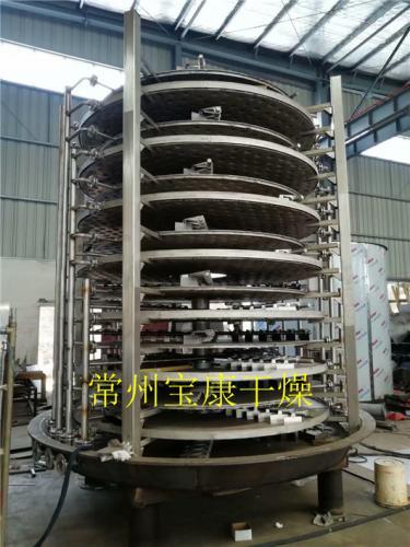 碳酸钙专用盘式干燥机选型参考信息