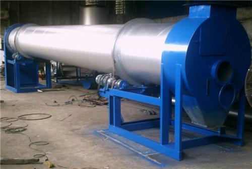 常州宝康七水硫酸锌回转滚筒干燥机介绍