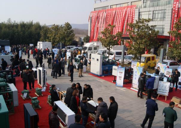 淮海制冷展将于12月17在江苏徐州举行