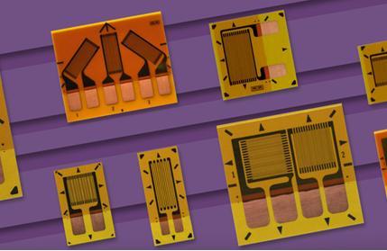 Vishay推出耐湿应变计传感器