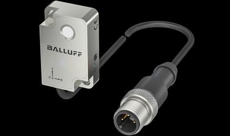 巴魯夫推出新型狀態監測傳感器