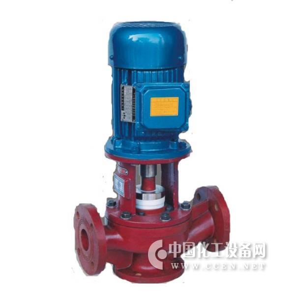 扬子江SL型耐腐蚀玻璃钢管道泵
