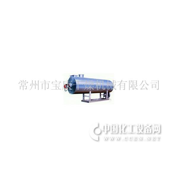 接式燃油气热风炉