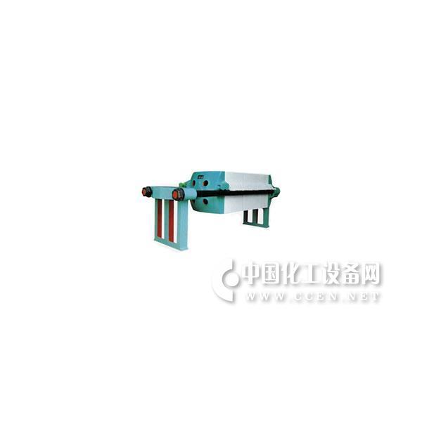 嵌入式滤布压滤机