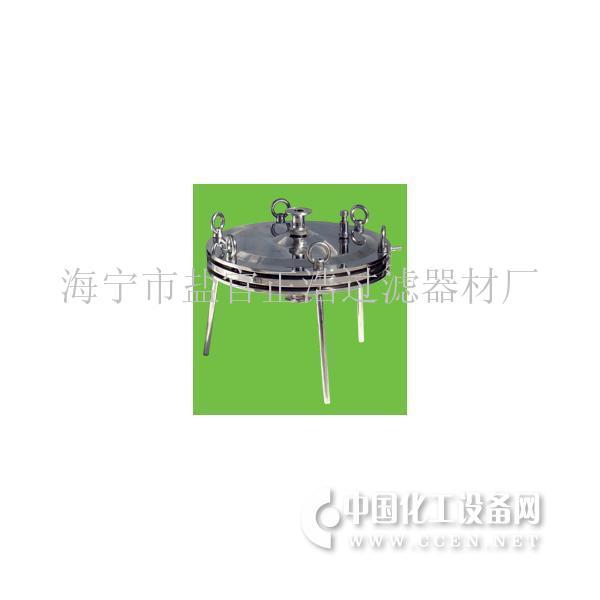 不锈钢微孔滤膜双层单向过滤器