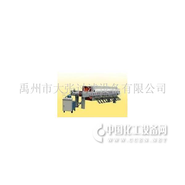 禹州大张是专业生产压滤机过滤设备专家