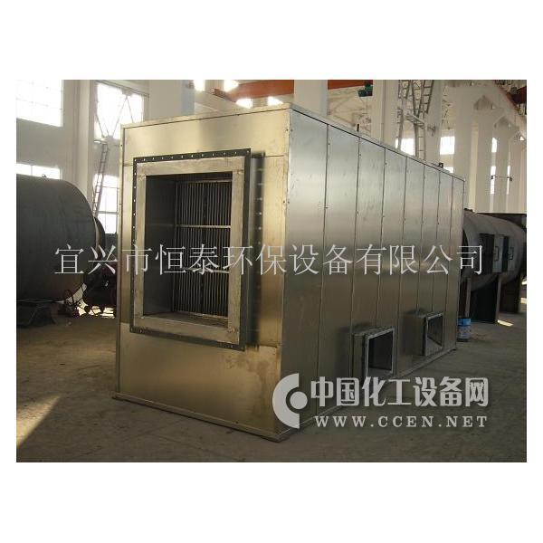 高温气体板式换热器