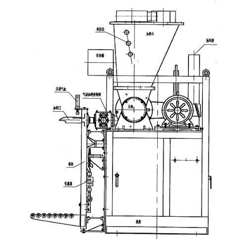 BWF-250微粉包装机
