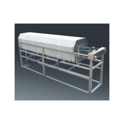 聚炳烯板框壓濾機