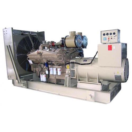东风牌柴油发电机组 泰州市海锋机械制造有限公司高清图片