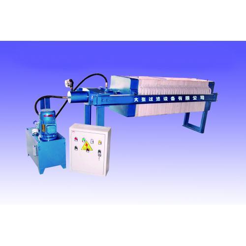 液压自动自动压紧压滤机