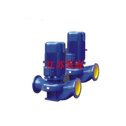 IRG型立式热水管道离心泵