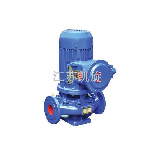 YG型防爆立式管道油泵、防爆管道泵、防爆油泵
