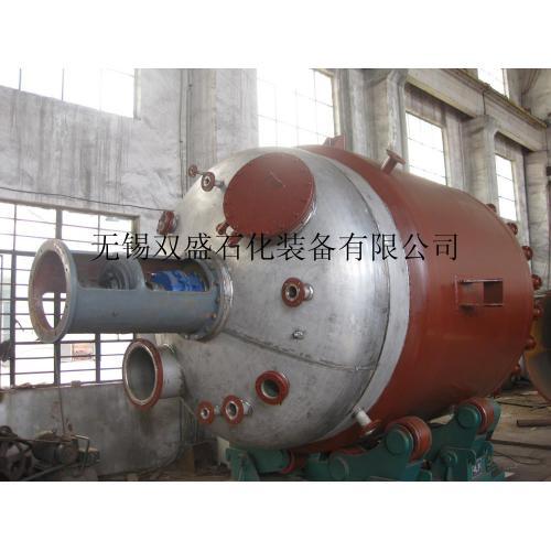 不锈钢反应釜(结构有:内盘管加热、外盘管加热、夹套加热