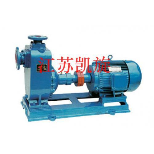 ZX型自吸式离心泵、自吸离心泵、自吸泵