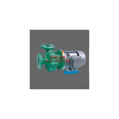 PF型强耐腐蚀聚丙烯离心泵、强耐腐蚀化工泵