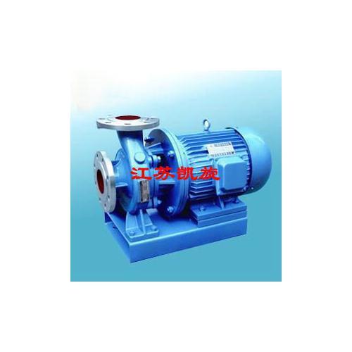 ISWH型不锈钢管道泵、卧式化工离心泵