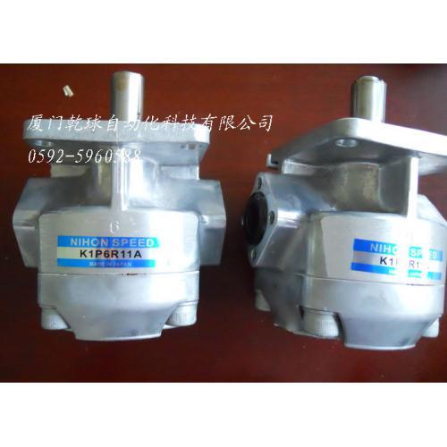 日本NIHON SPEED齒輪泵